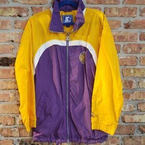 LSU Starter jacket 90s vintage guc